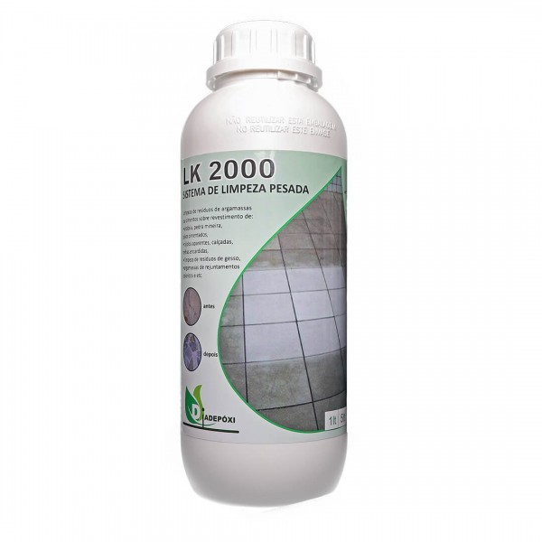 Limpa Pedra Lk-2000 - 1 Litro
