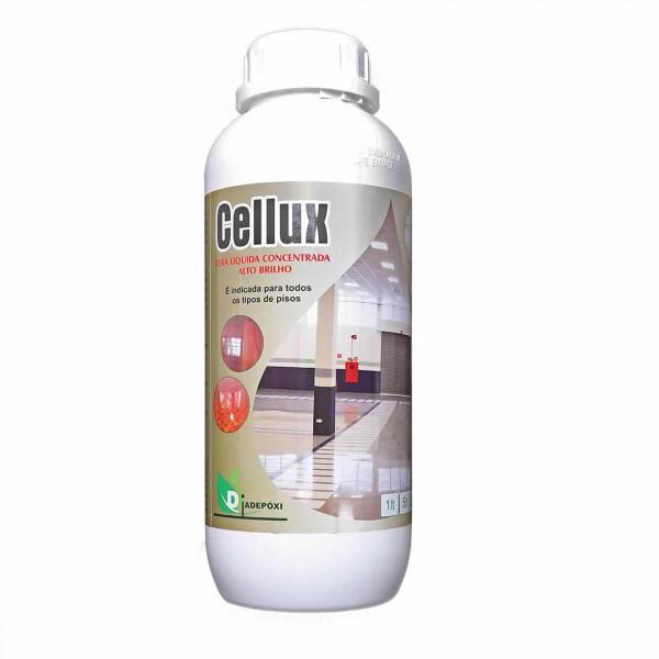 Cera Alto brilho Cellux - 1 litro