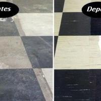 Cellux aplicada antes e depois