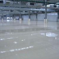Verniz Epóxi aplicado em piso industrial