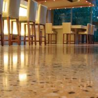 Cellux aplicada em piso segatto