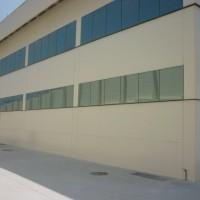 Impernox color aplicado em fachadas
