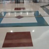Cellux aplicada em piso
