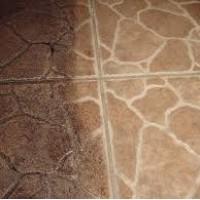 Drip na remoção de ceras antigas em piso cerâmico