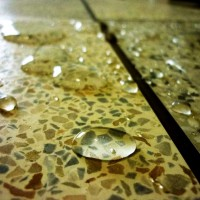 Oil-Hidro aplicado não altera a característica do piso