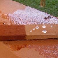 Oil-Hidro aplicado em piso ceramico