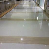 Cellux aplicada em piso de porcelanato